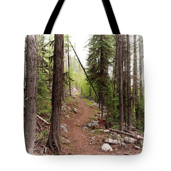 Another Way Tote Bag