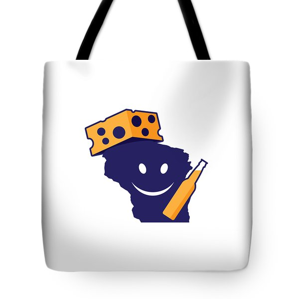 Another Wisconsin Tailgator Tote Bag