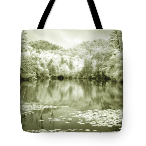 Tote Bag featuring the photograph Another World by Alex Grichenko