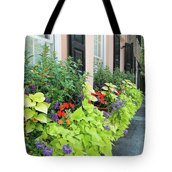 Anson St. Tote Bag