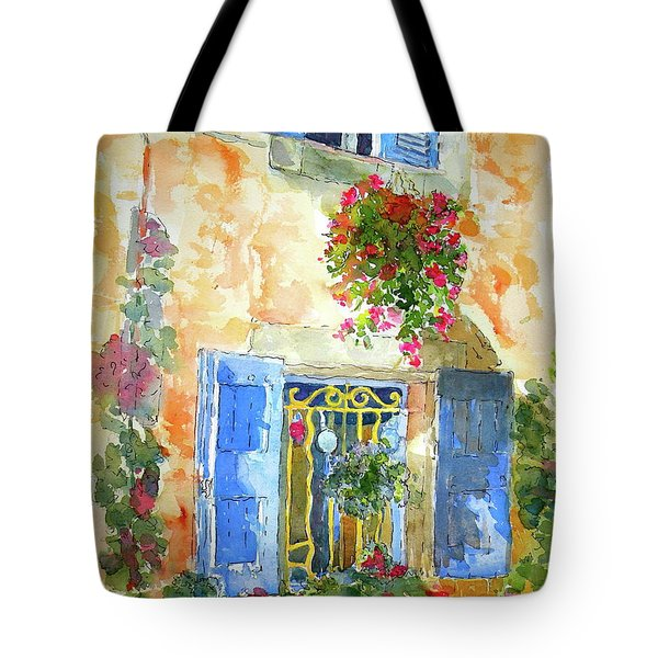 Ansouis Windowbox Tote Bag