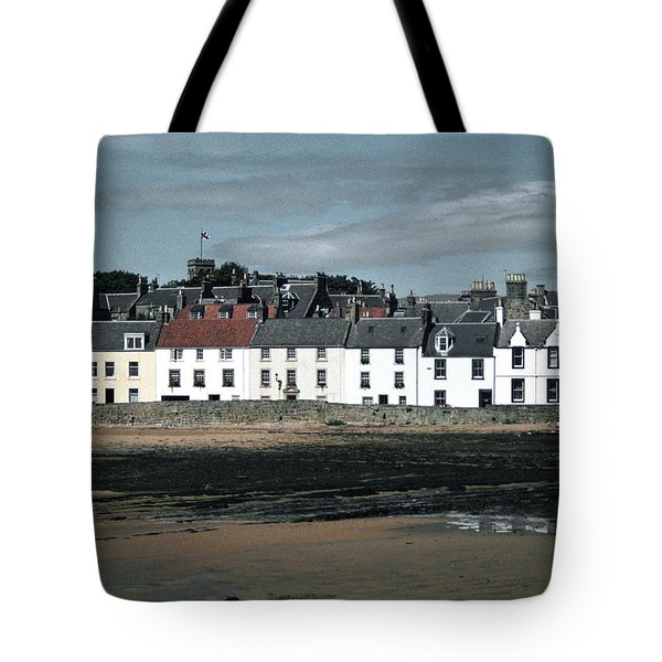 Anstruther Beach Tote Bag