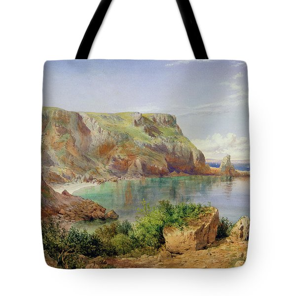 Ansty's Cove Tote Bag by John William Salter