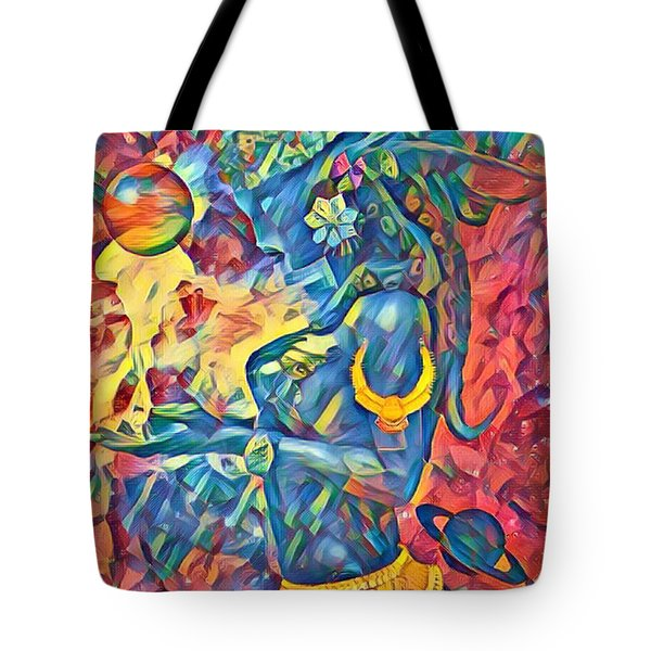Answering The Call Tote Bag