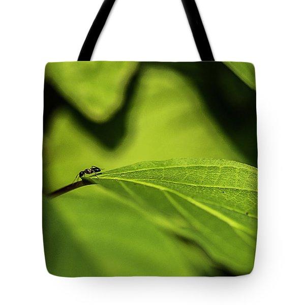 Ant Life Tote Bag