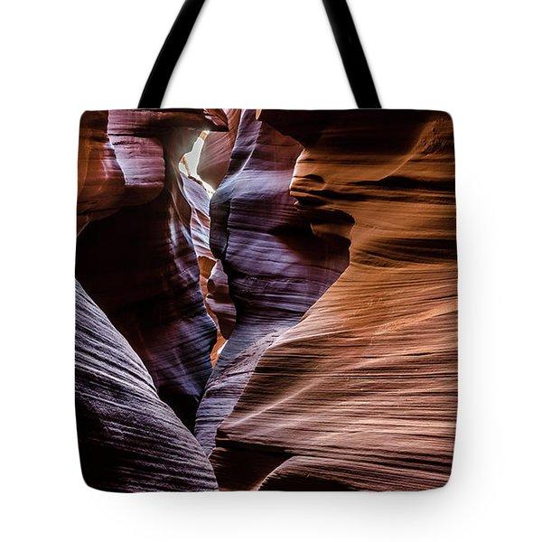 Antelope Canyon 8 Tote Bag