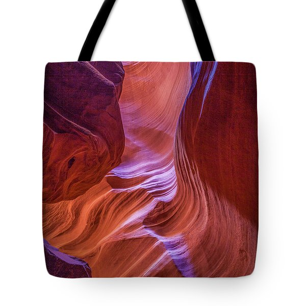 Antelope Canyon Beauty Tote Bag