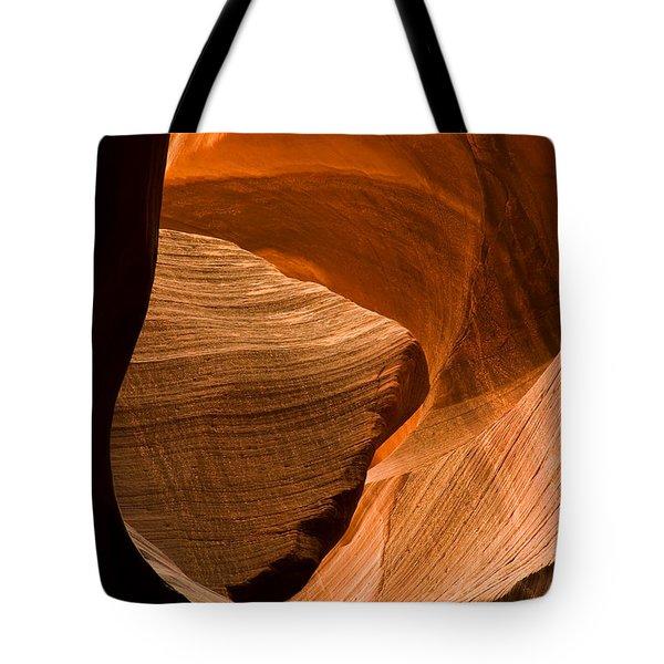 Antelope Canyon No 3 Tote Bag