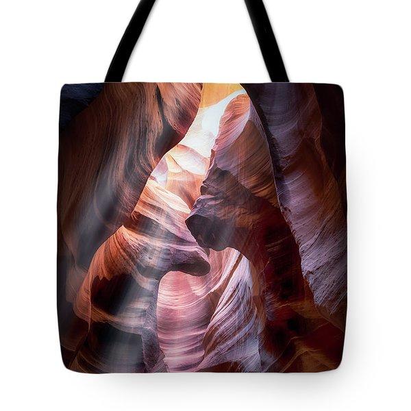 Antelope Canyon Pt2 Tote Bag
