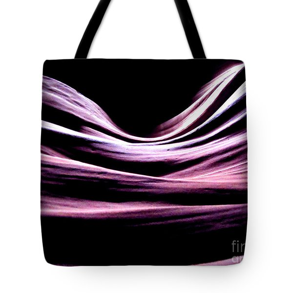Antelope Canyon Swirl  Tote Bag