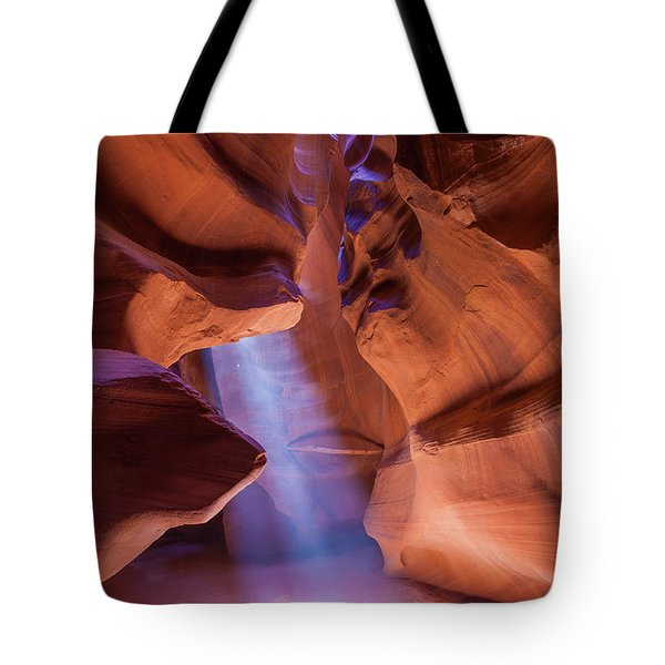 Antelope Lightshaft I Tote Bag