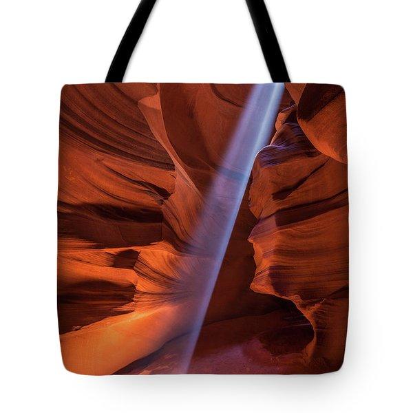 Antelope Lightshaft II Tote Bag