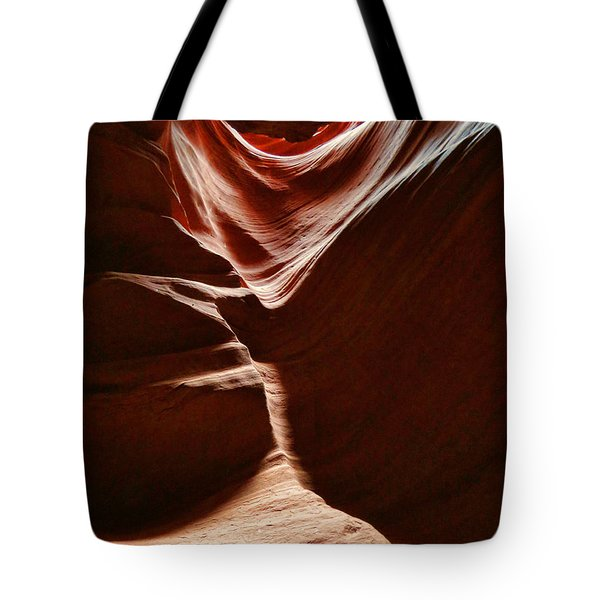 Antelope Valley Slot Canyon 1 Tote Bag