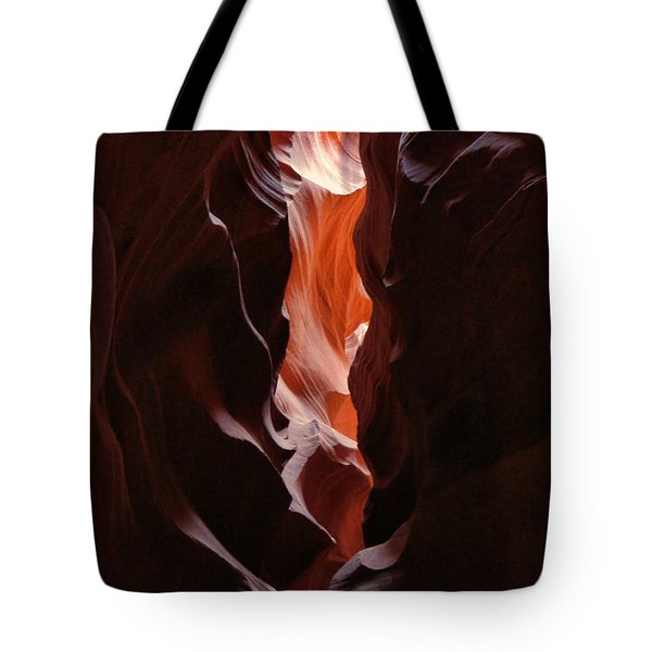 Antelope Valley Slot Canyon 10 Tote Bag