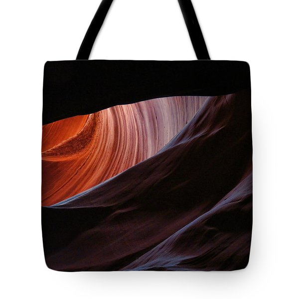 Antelope Valley Slot Canyon 11 Tote Bag