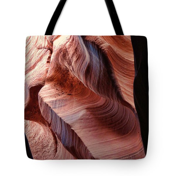 Antelope Valley Slot Canyon 12 Tote Bag
