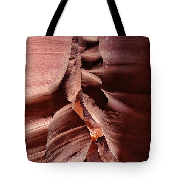 Antelope Valley Slot Canyon 14 Tote Bag