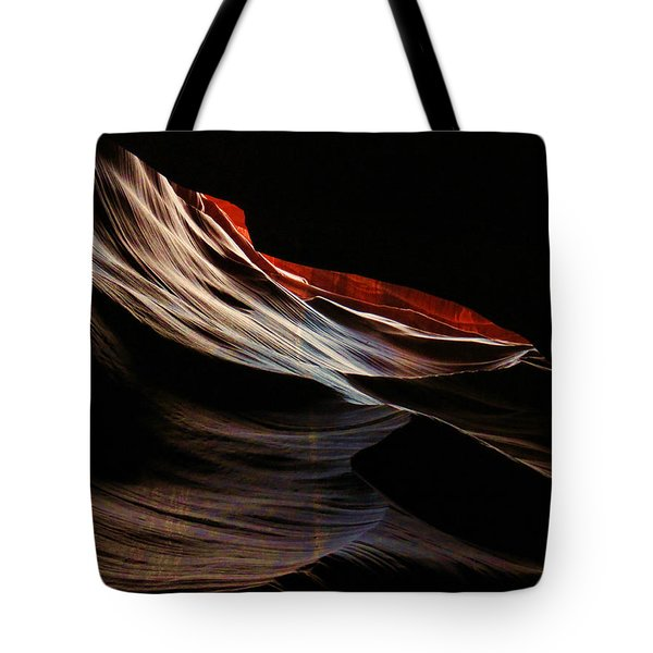Antelope Valley Slot Canyon 4 Tote Bag