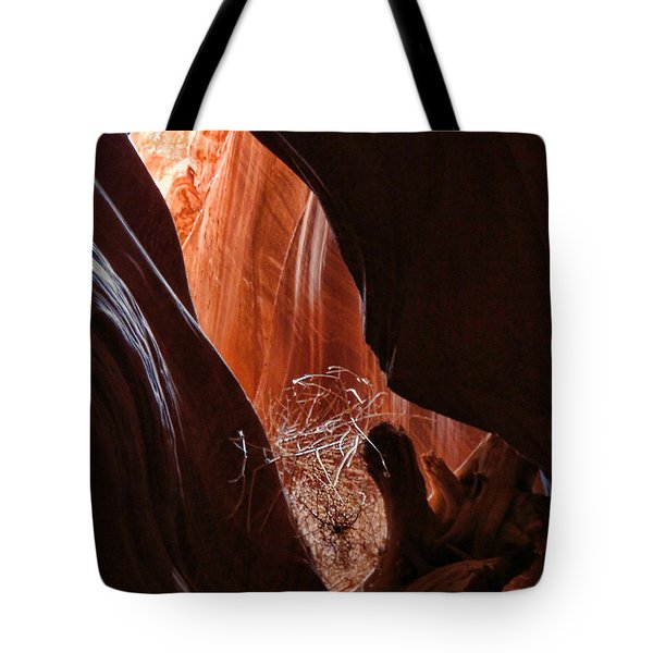 Antelope Valley Slot Canyon 5 Tote Bag