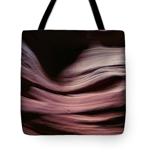 Antelope Valley Slot Canyon 6 Tote Bag