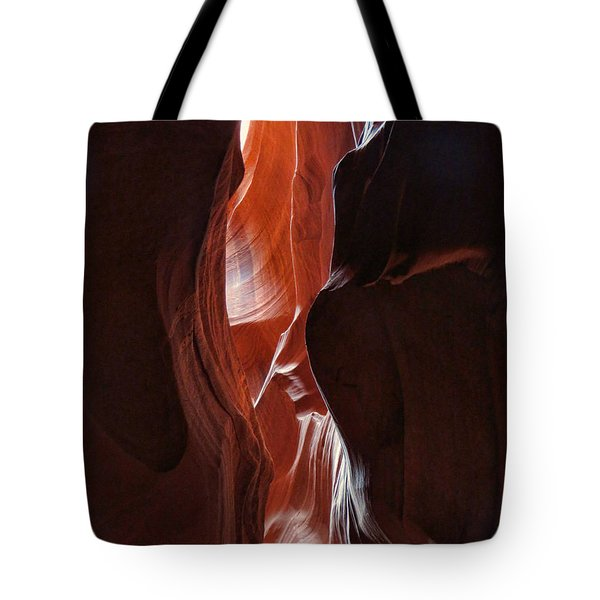 Antelope Valley Slot Canyon 7 Tote Bag