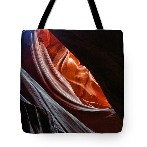 Antelope Valley Slot Canyon 9 Tote Bag