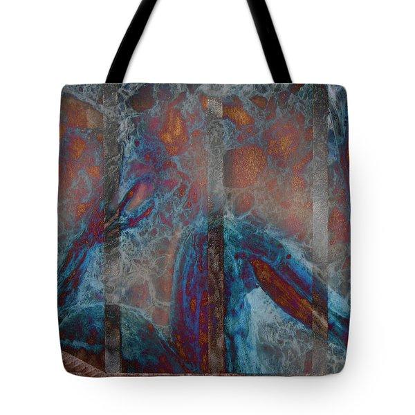 Anteus Profile Tote Bag