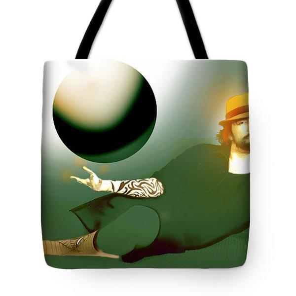 Anti Gravity Flight Tote Bag