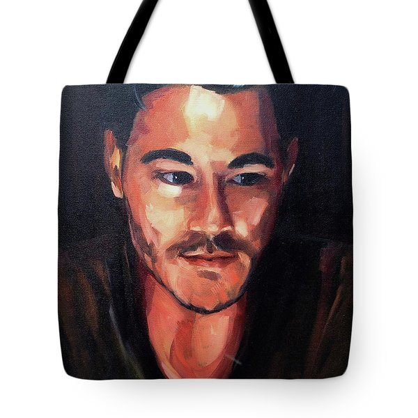 Anticipation Tote Bag by Diane Daigle