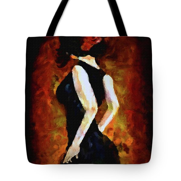 Anticipation Tote Bag by Kat Solinsky
