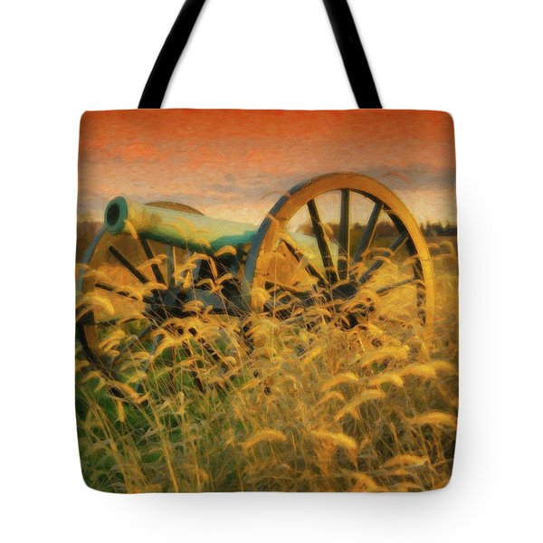 Antietam Battlefield - Dwp140321 Tote Bag
