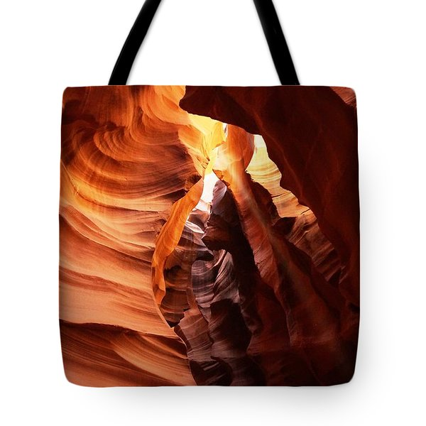 Antilope Canyon Tote Bag