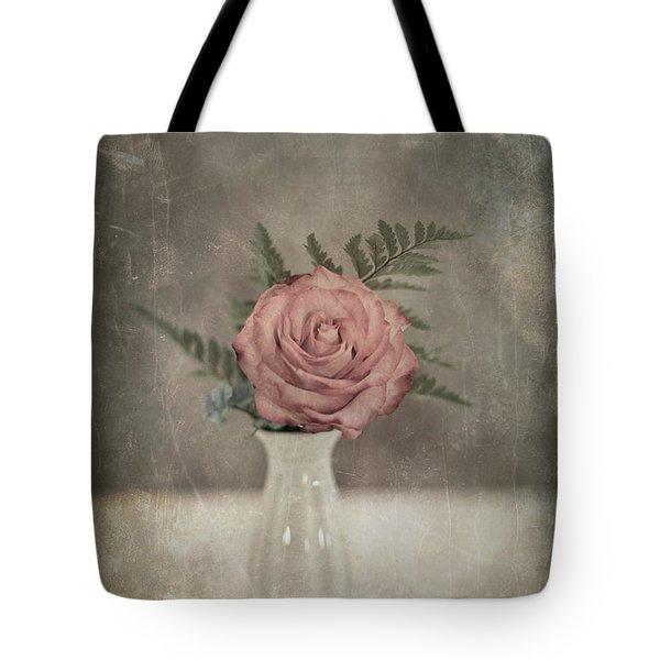 Antiquated Romance Tote Bag