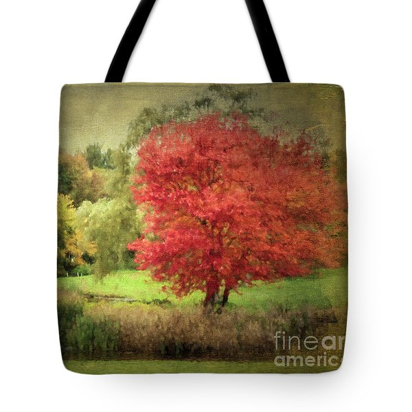 Antique Autumn Tote Bag