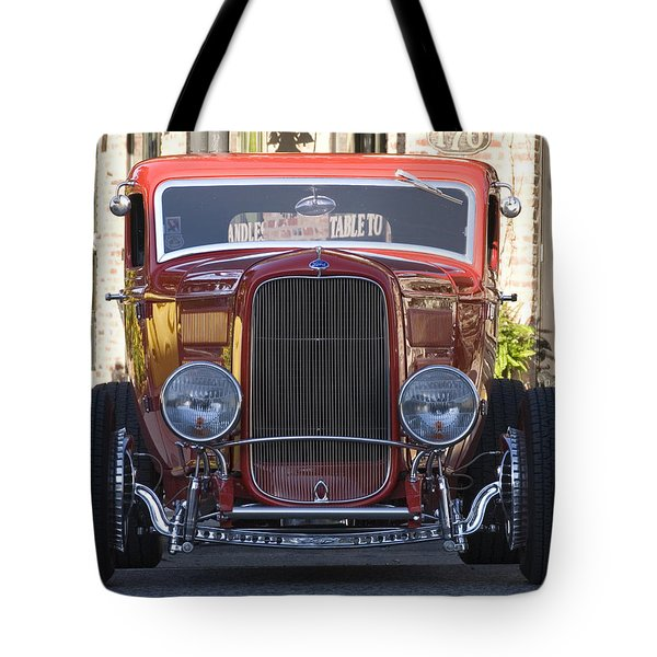 Antique Coup Front End Tote Bag