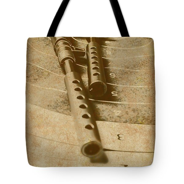 Antique Defence  Tote Bag