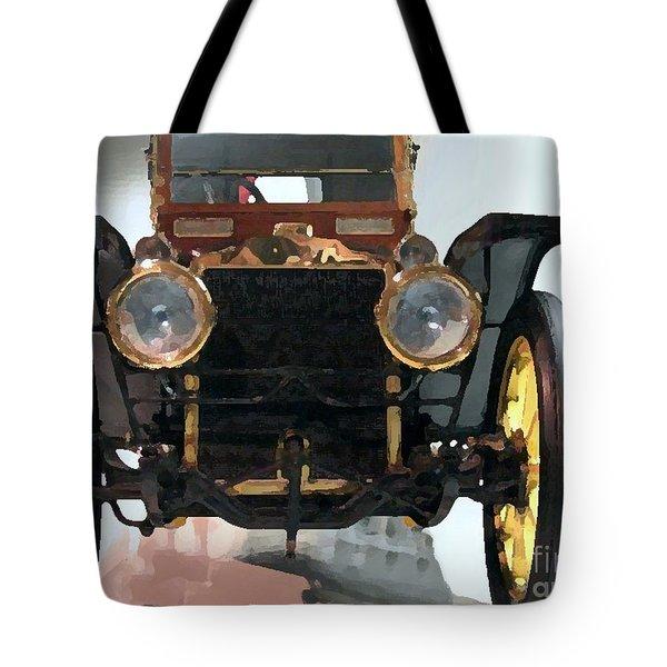 Antique Tote Bag