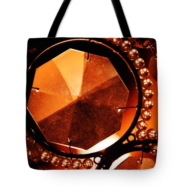 Antique Glass Tote Bag by Jill Reger