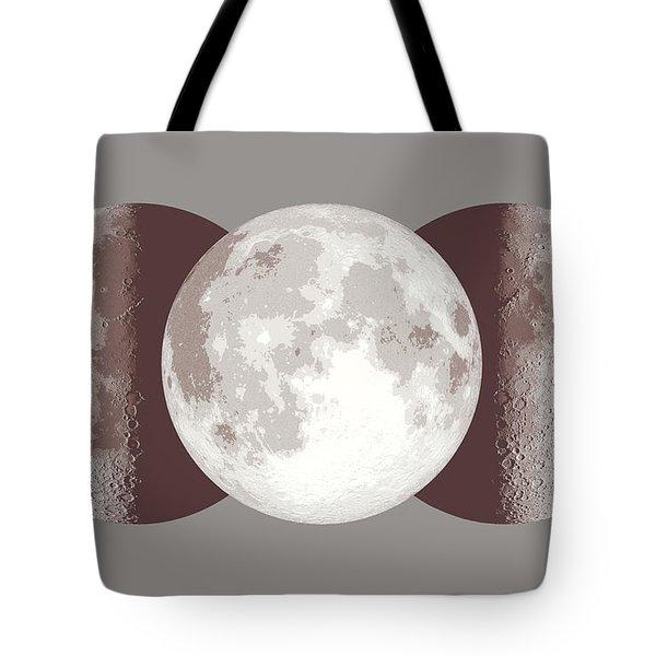 Antique Moon Tote Bag
