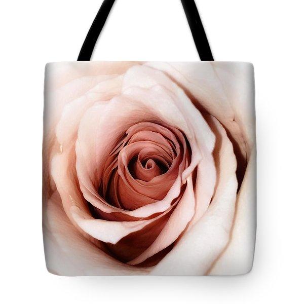 Antique Rose Tote Bag
