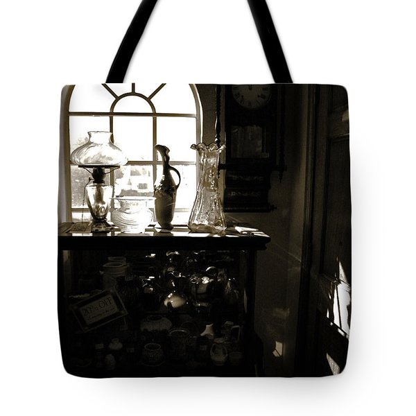 Antique Shop Tote Bag
