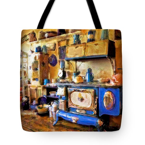 Antique Store Kitchen Tote Bag