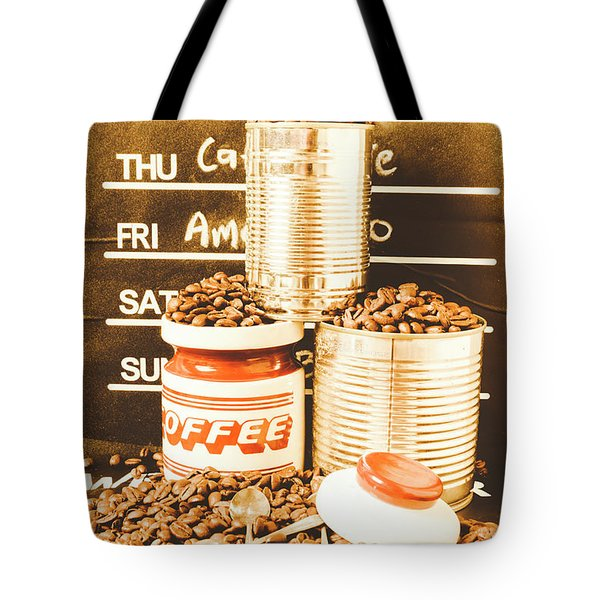 Antiques In The Brewhouse Tote Bag