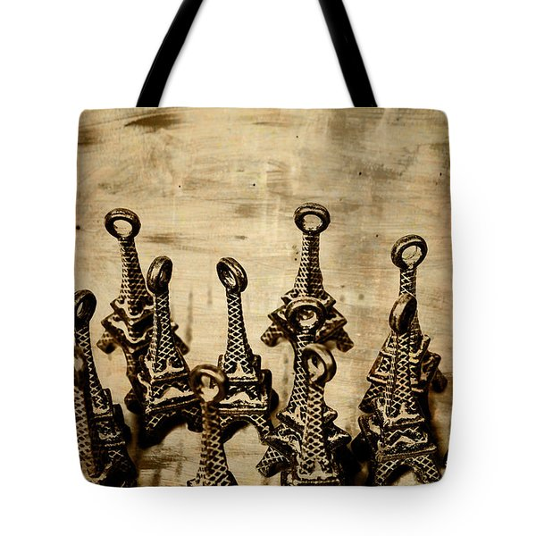 Antiques Of France Tote Bag