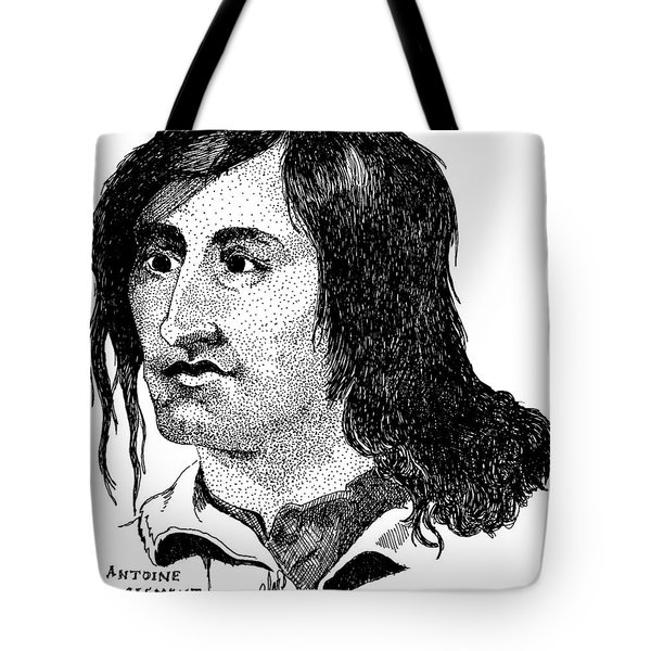Antoine Clement Tote Bag