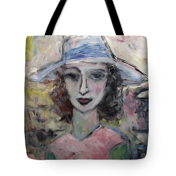 Antoinelle Tote Bag