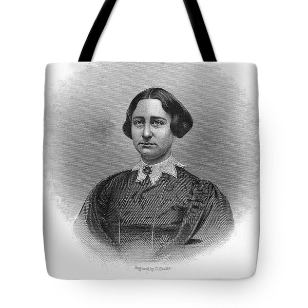 Antoinette Brown Blackwell Tote Bag by Granger