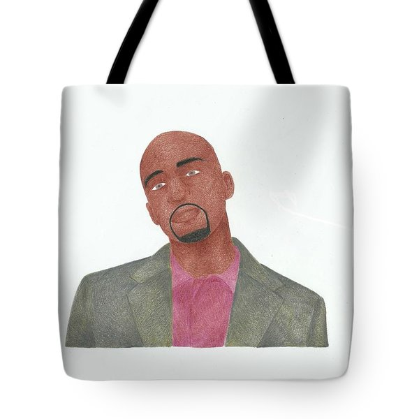 Antwon Tanner Tote Bag