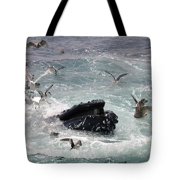 Any Leftovers Tote Bag