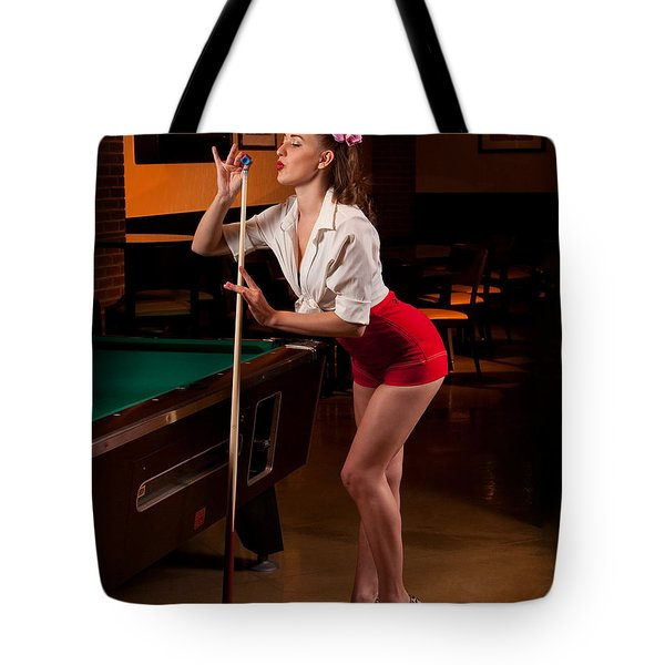 Anyone For Pool Tote Bag